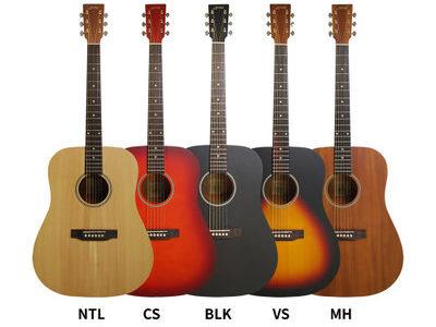 ギター初心者にもおすすめ!安いアコギの厳選5選!